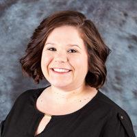 Caitlin Stroud, Human Resources Generalist