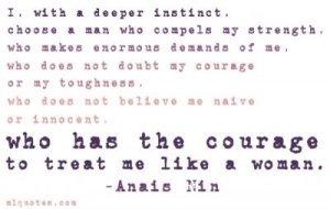 Quote – Anais Nin