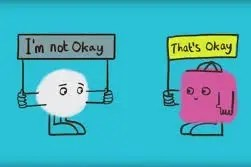 Mental Health Cartoon