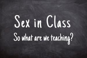 Sex in Class