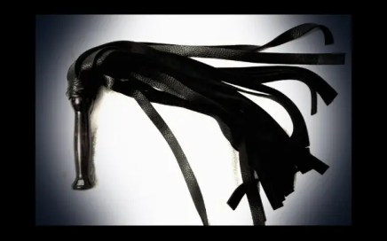 I is for impact - picture of Flogger