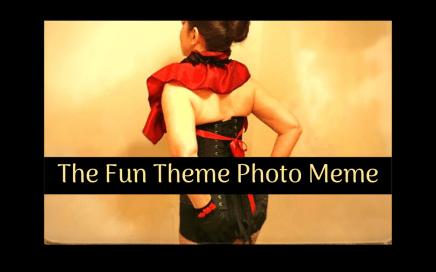 The Fun Theme Photo Meme