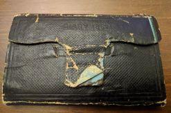 Photo of 1862 Diary