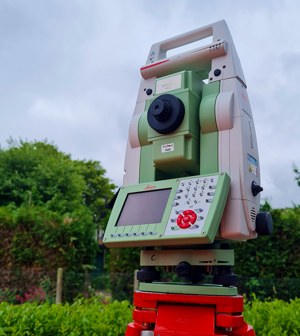Topographical Survey Robotic Total Station