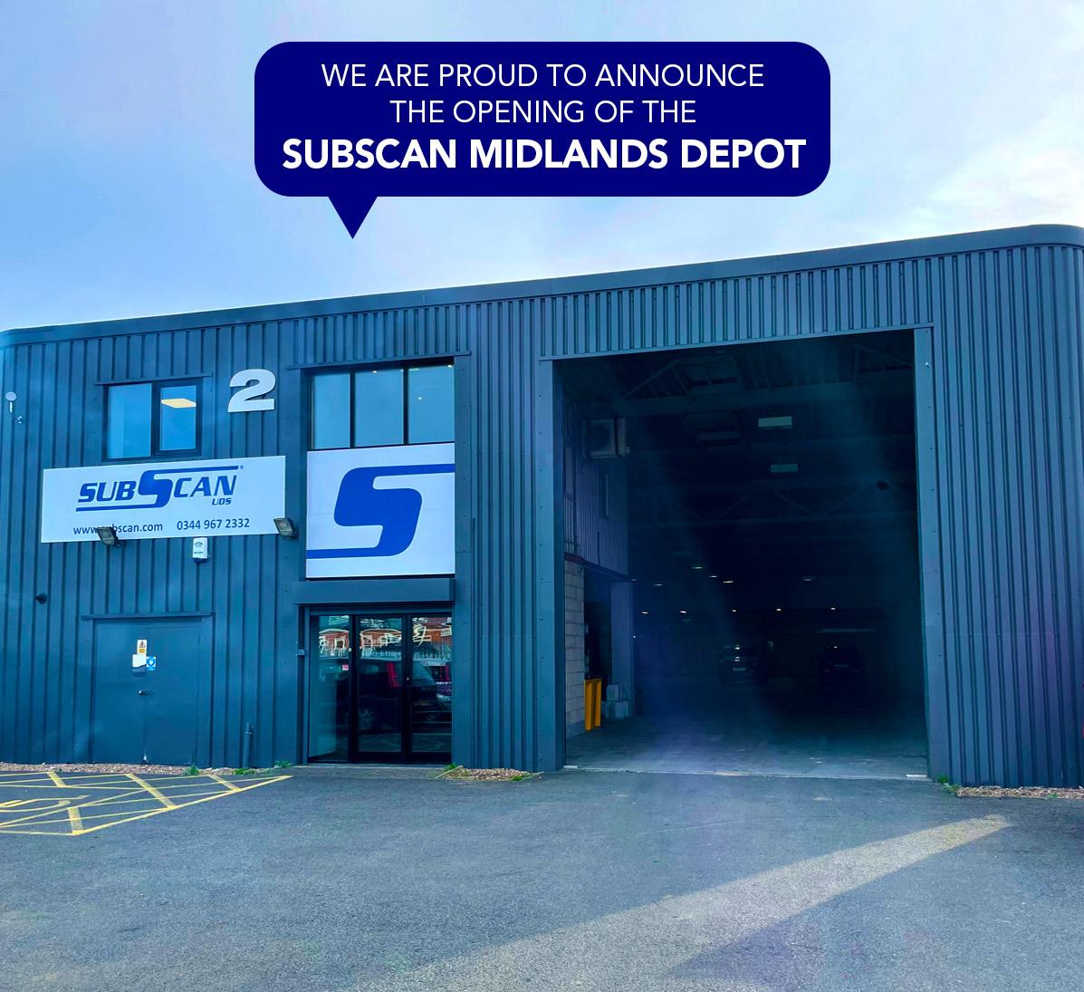 Subscan UDS Midlands