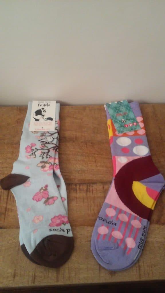 socks panda