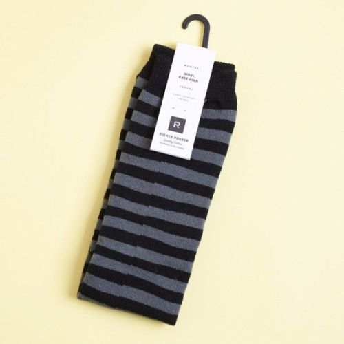 Richer Poorer Wool Striped Nora Sock