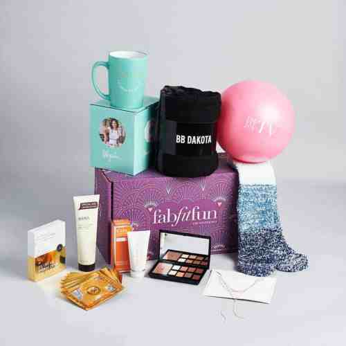934b7520f142a Another subscription box that I have been dying to try is the FabFitFun  Box. For  49.99 you get a box of full-size products that are valued at  200.