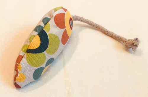 Designer Catnip Mouse