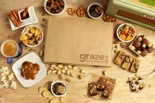 graze snacks