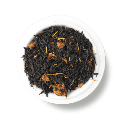 black tea fruit stand