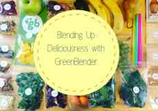 Blending Up Deliciousness with GreenBlender