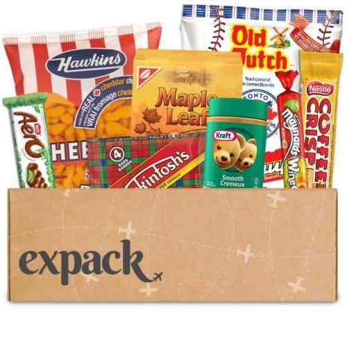 expack box