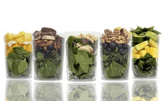 Greenblender smoothies