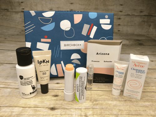 september birchbox products