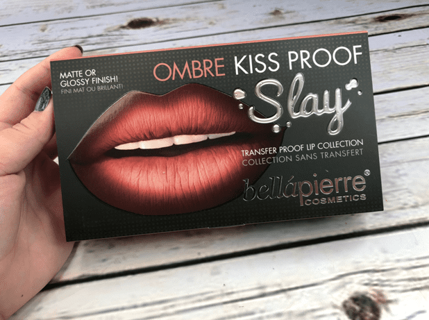 ombre kiss proof