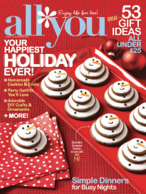 $1 off the June 2015 issue of All You magazine