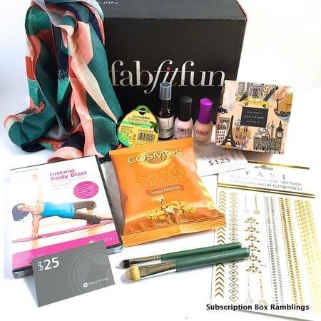 FabFitFun Review Coupon Code Spring 2015