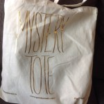 Golden Tote Mystery Bag