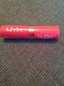 NYX Butter Lipstick - Little Susie