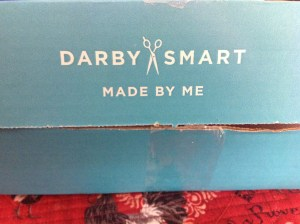 Outside of Darby Smart Box!