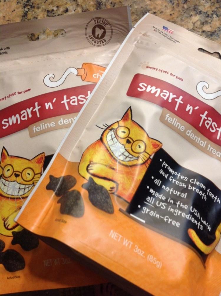 Smart n' Tasty - Feline Dental Treats (Chicken)