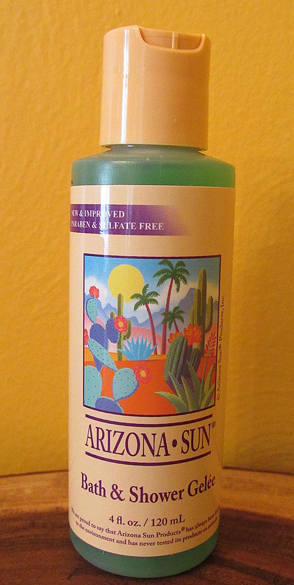 Arizone Sun Bath & Shower Gelee