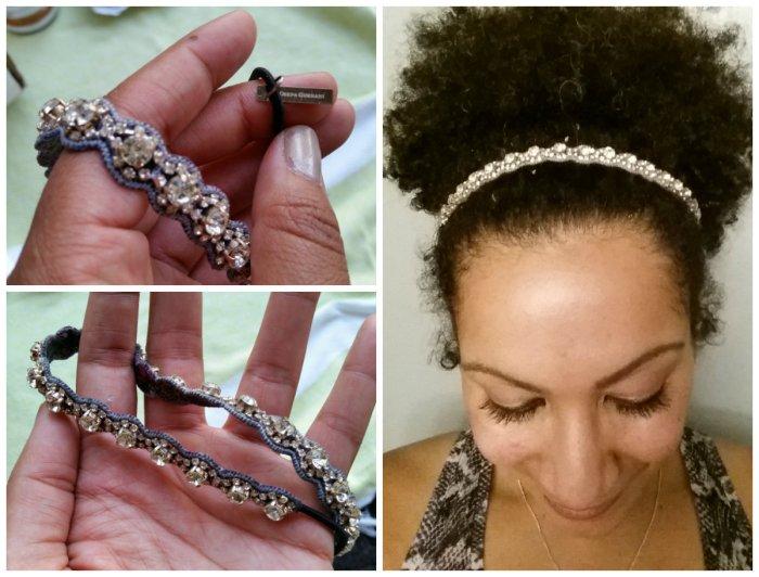 Deepa Gurnani Katie Crystal Headband