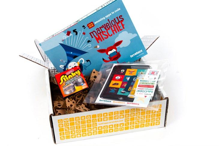 Custom Subscription Box Packaging
