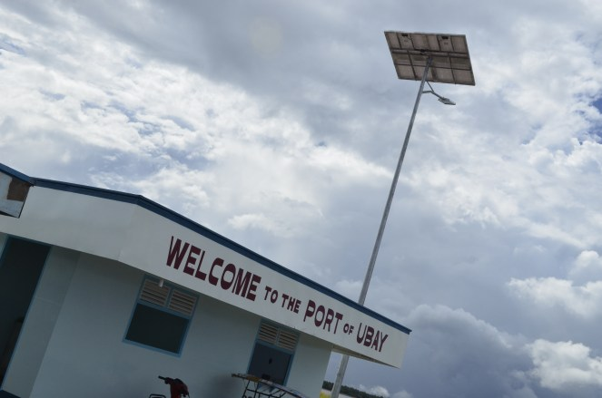 Port of Ubay, Bohol