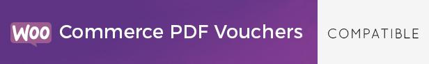 PDF voucher support
