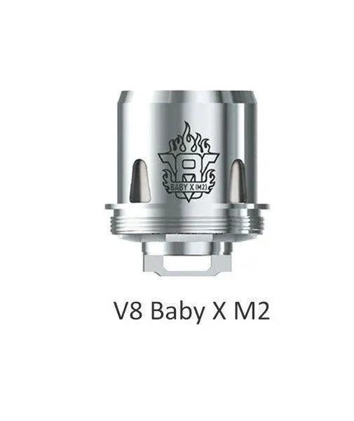 Rezistență Smok TFV8 X-baby-M2