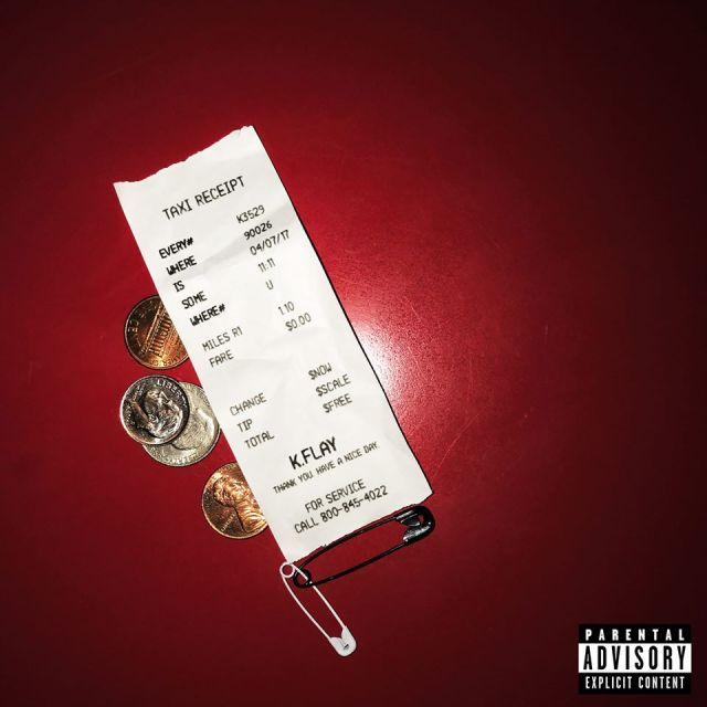 k.flay album cover
