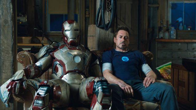 Shane Black Iron Man 3