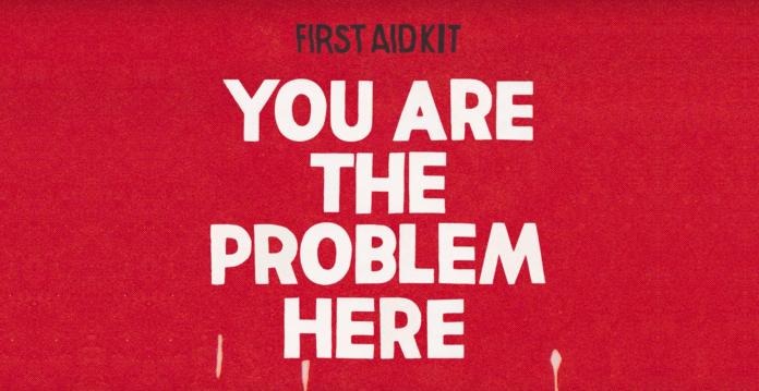 first aid kit problem