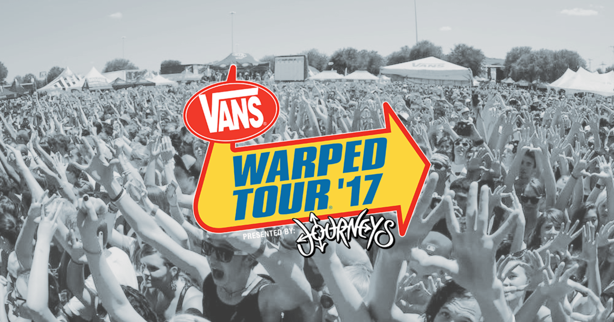 7 Must-See Artists at Vans Warped Tour 2017