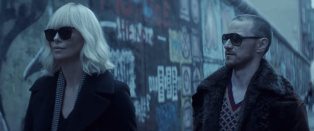 atomic blonde Summer Movie Preview