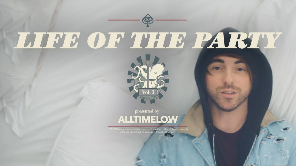 "All Time Low further embrace maturity on ""Life of the Party"""