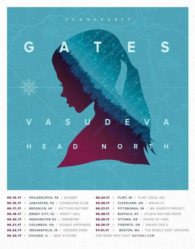 Gates Head North tour