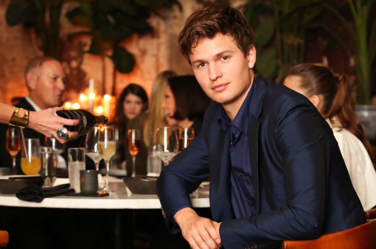 OP-ED: 'Baby Driver' star Ansel Elgort is the next big thing in pop music