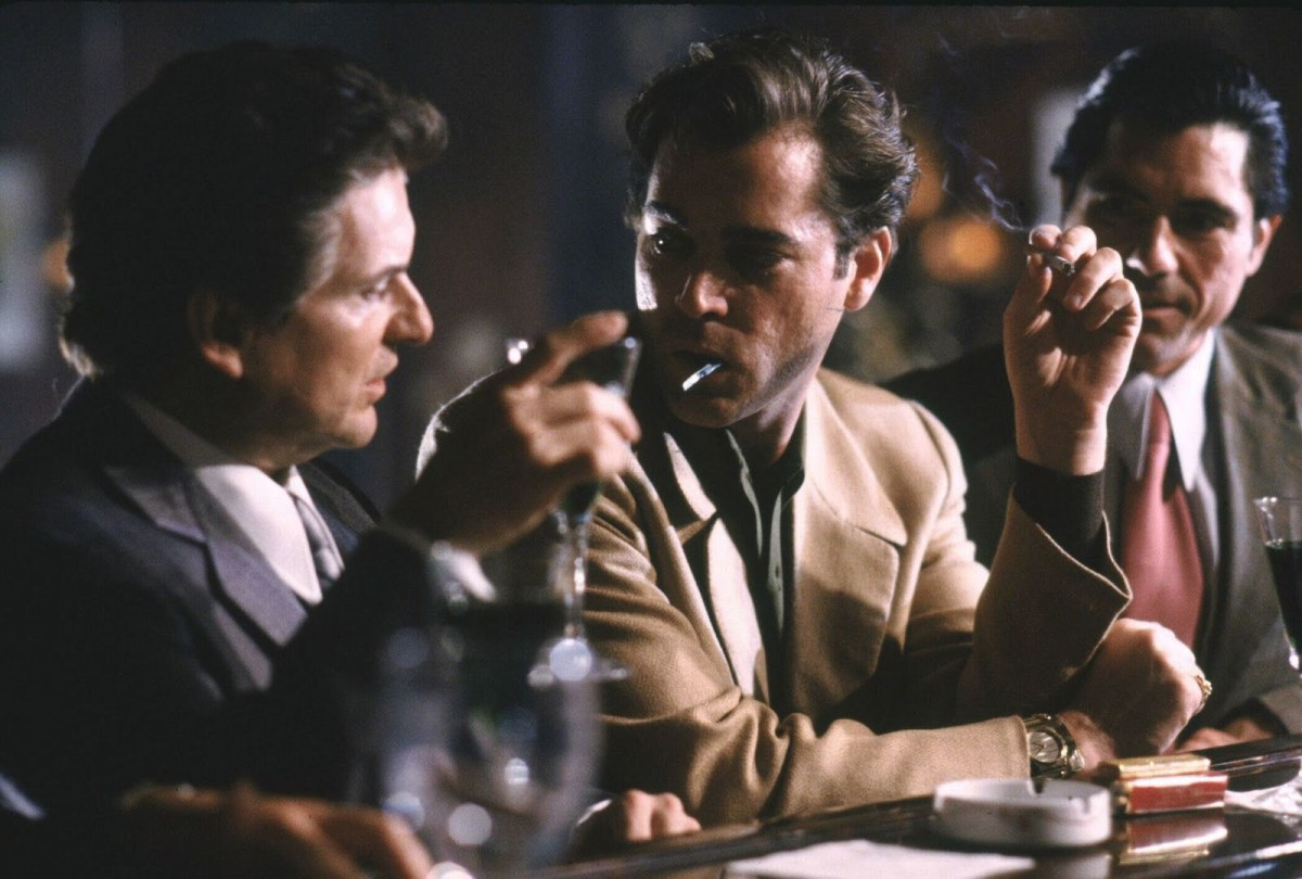 EDITORIAL: What Took You So Long?: 'Goodfellas'