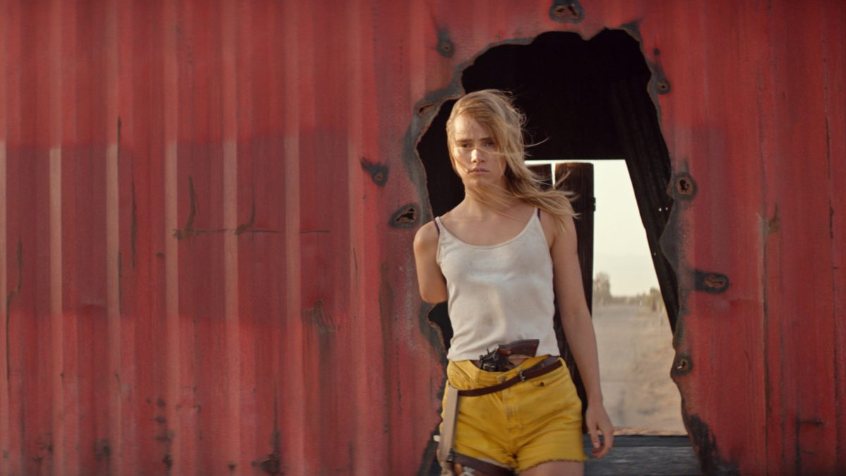 'The Bad Batch' is an engrossing, albeit overstuffed dystopian cannibal romance