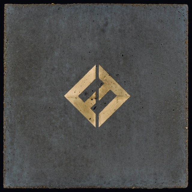 Foo Fighters Concrete And Gold Art