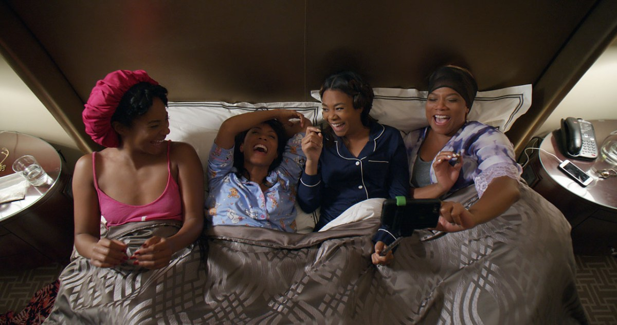 'Girls Trip' is raunchy fun with a sweet message