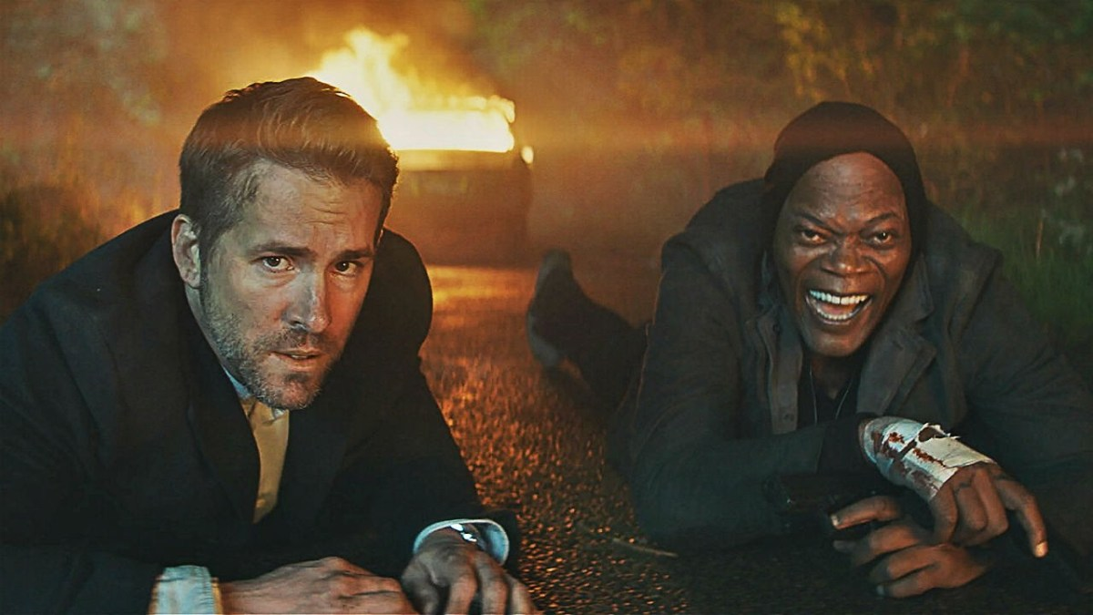 'The Hitman's Bodyguard' is mediocrity incarnate