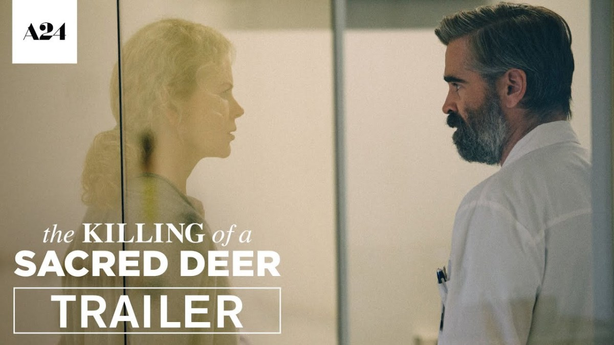 It looks like 'The Killing of a Sacred Deer' will be one of 2017's best films