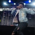Ugly God performs at Breakaway Festival Columbus 2017.