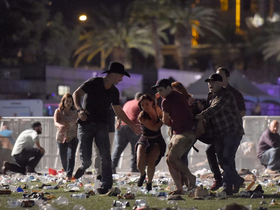 Las Vegas Shooting Security Massacre