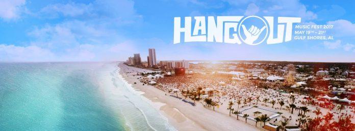 Hangout Music Fest landscape