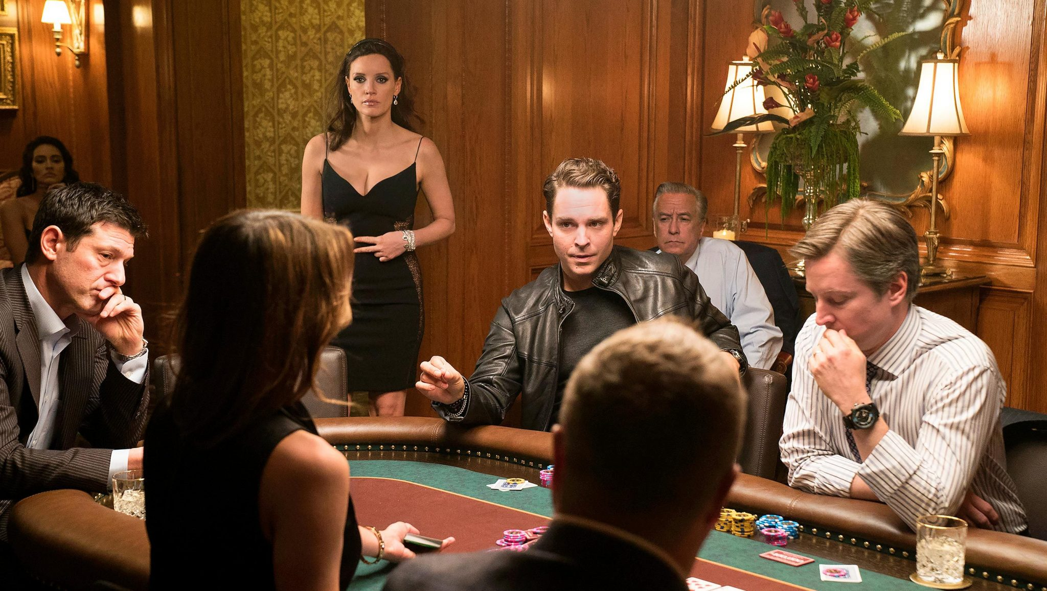 Aaron Sorkin takes charge for the entertaining 'Molly's Game'